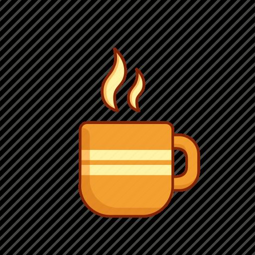 beverage, coffee, cup, drink, espresso, hot, mug icon