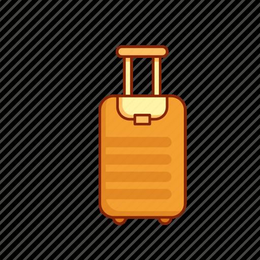 Baggage, travel, luggage, tourist, suitcase icon