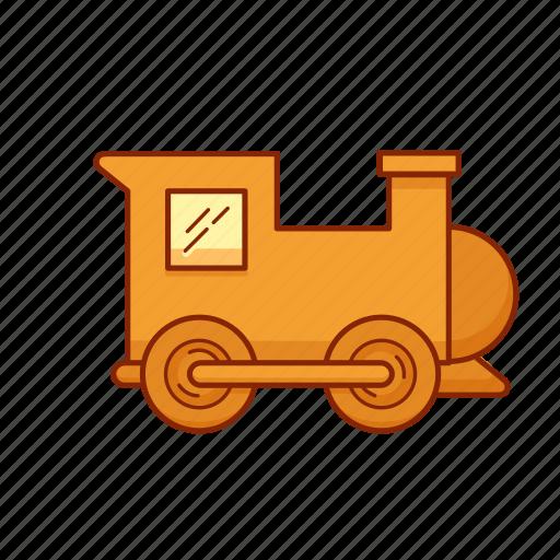 locomotive, railway, train, transport, vehicle icon