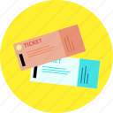 tickets, travel, trip, airplane, holiday, vacation