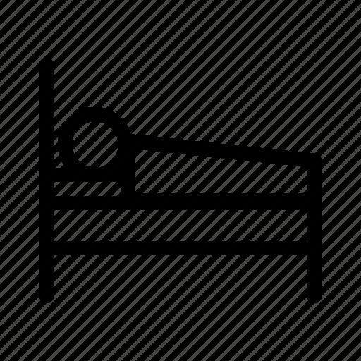 Bed, hotel, night, rest, sleep icon - Download on Iconfinder