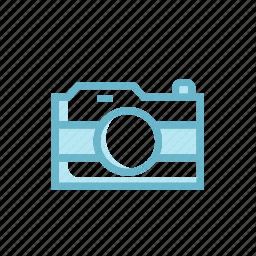 camera, digital camera, dslr, photograph, photography, travel, video camera icon