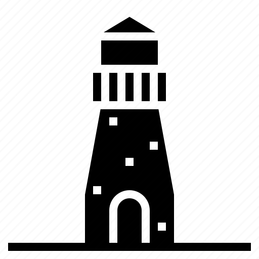 architecture, buildings, city, lighthouse, orientation, tower icon