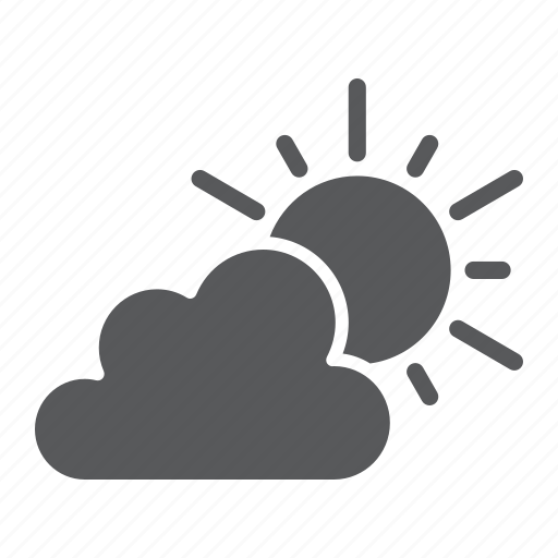 Climate, cloud, forecast, meteorology, sky, sun, weather icon - Download on Iconfinder