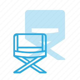 camp, camping, chair, tourism, travel icon