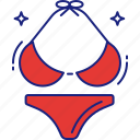 bikini, underwear, bra, lingerie, panty, sexy, undergarments