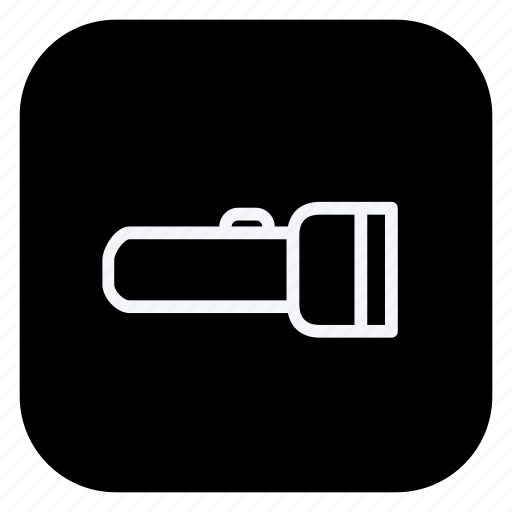 flash, holiday, torch, tourism, travel, trip, vacation icon