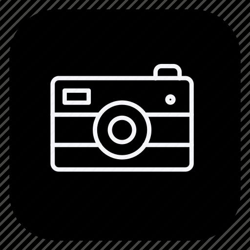camera, holiday, photo, tourism, travel, trip, vacation icon