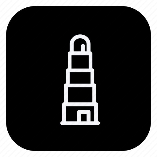 holiday, light house, outdoor, tourism, travel, trip, vacation icon