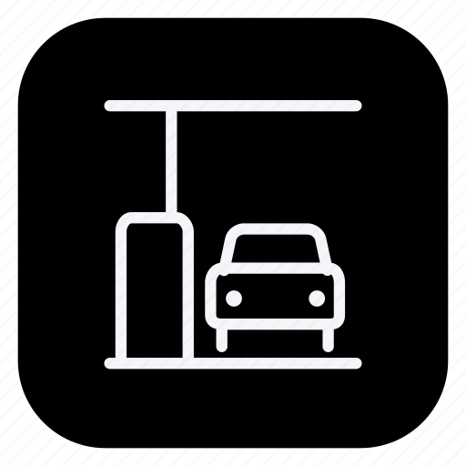 holiday, oil change station, outdoor, tourism, travel, trip, vacation icon