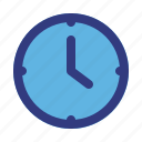 alarm, business, clock, schedule, time, timer, ui icon