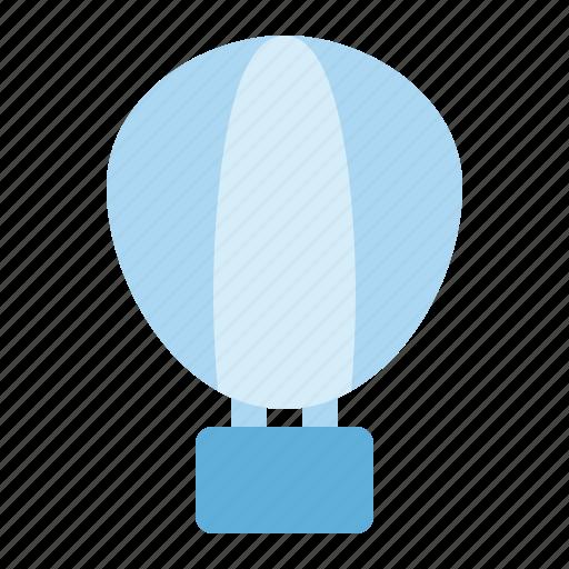 air, ballon, flight, fly, holiday, hot, travel icon