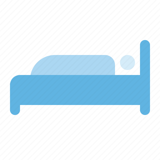 accomodation, bed, bedroom, hotel, motel, sleep, sleeping icon