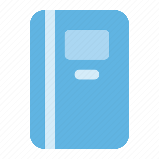 book, education, knowledge, memo, notebook, read, study icon