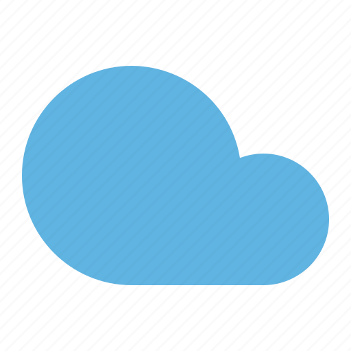 cloud, cloudy, forcast, puffy, sky, sun, weather icon