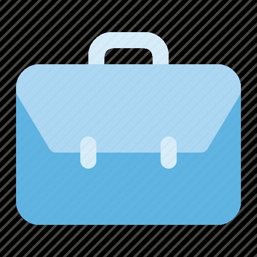bag, brief-case, briefcase, business, business briefcase, case, portfolio icon