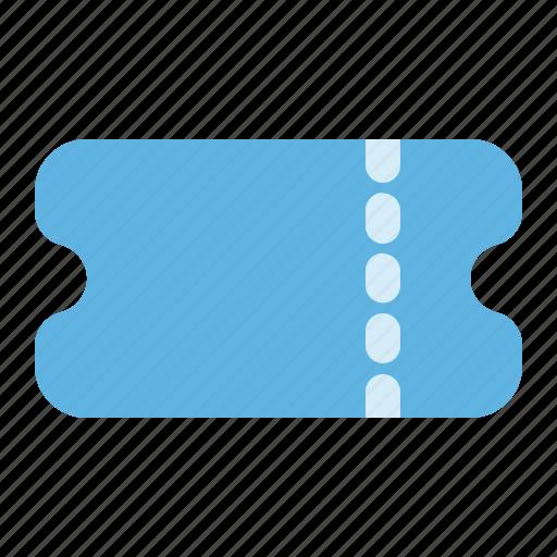 ecommerce, film, movie, receipt, ticket, tickets, travel icon