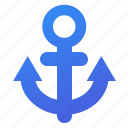 anchor, cruise, sail, ship