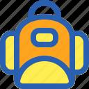 backpack, backpacker, bag, rucksack, travel