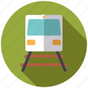 holidays, railroad, rails, railway, train, travel, vacation icon