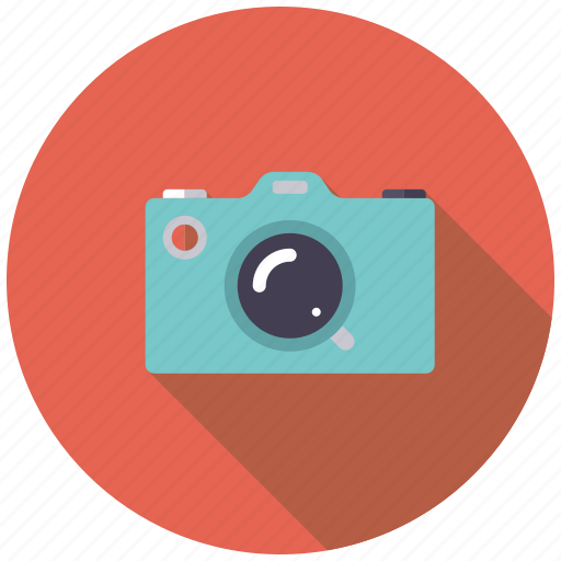 camera, holidays, photography, sightseeing, tourism, travel, vacation icon