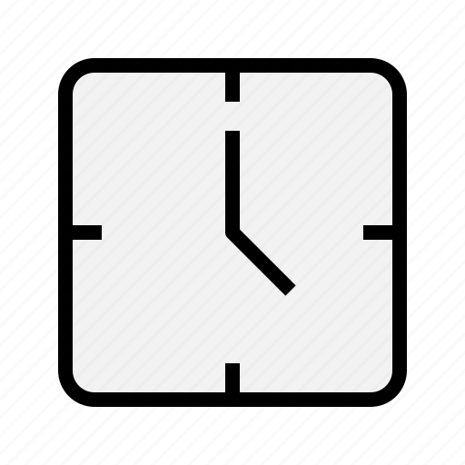 clock, holiday, time, traveling icon