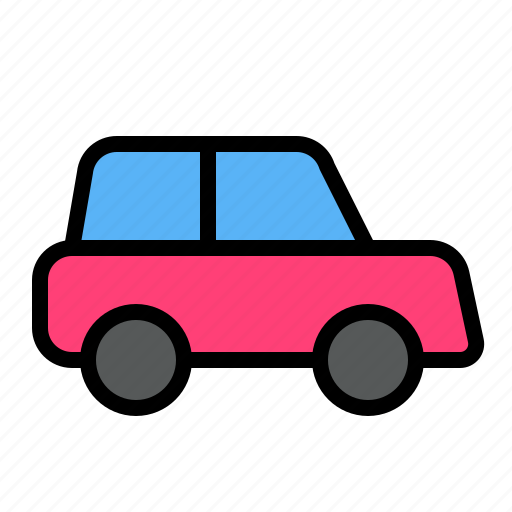 car, holiday, transport, traveling icon