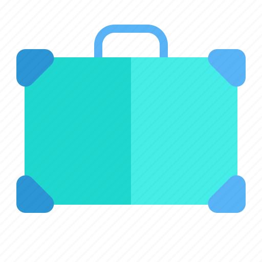 case, holiday, luggage, traveling icon