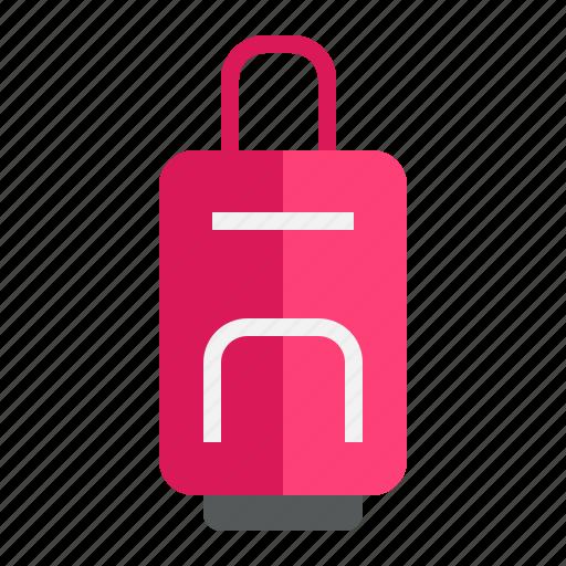 case, holiday, luggage, traveling icon