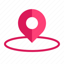 holiday, location, pin, traveling icon