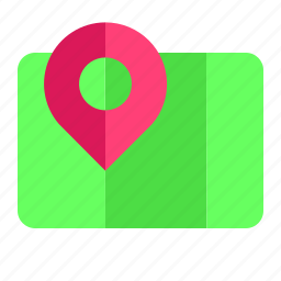 holiday, location, map, pin, traveling icon