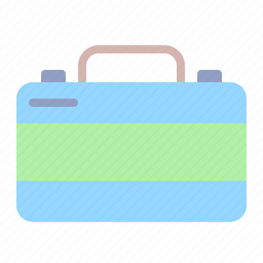 bag, briefcase, business, office, suitcase, travel icon