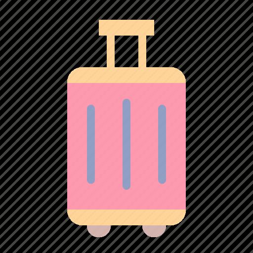 bag, flight, journey, suitcase, travel, trip, vacation icon