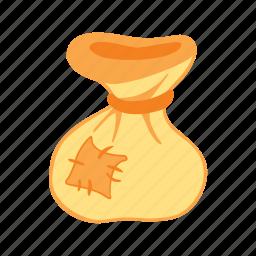 bag, patch, sack, treasure icon