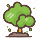 ecology, floral, flower, garden, nature, plant, tree icon