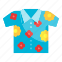 tshirt, hawaii, shirt, fashion, holidays