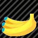 banana, fruit, healthy, food, diet