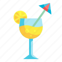 cocktail, drink, alcohol, beverage, martini