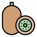tropical, kiwi, fruit, diet