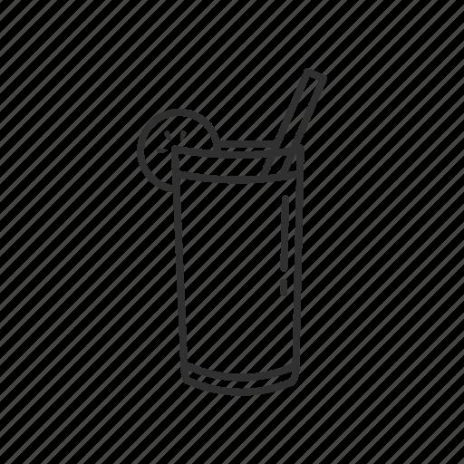Drink, juice, lemon juice, water icon - Download on Iconfinder