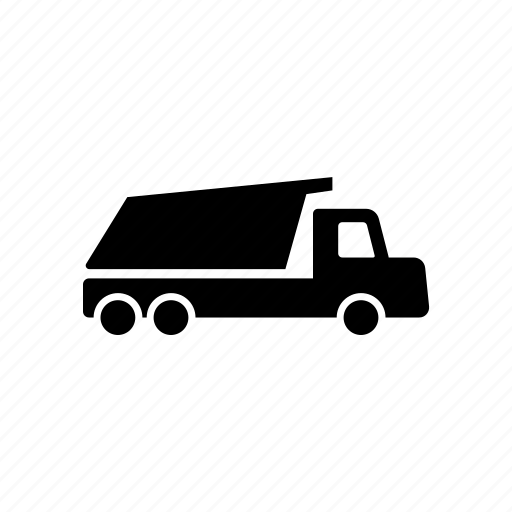 delivery, industry, shipping, truck icon