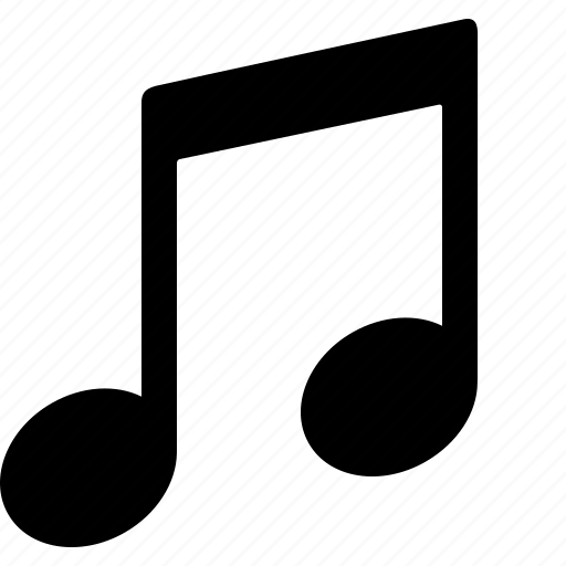 audio, multimedia, music, notes icon
