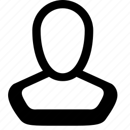 avatar, silhouette, user icon