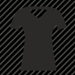 female, girl, tshirt, woman, women icon