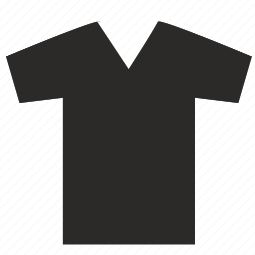male, man, men, regular, tshirt, v icon