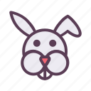 animal, bunnyr, day, easter, rabbit