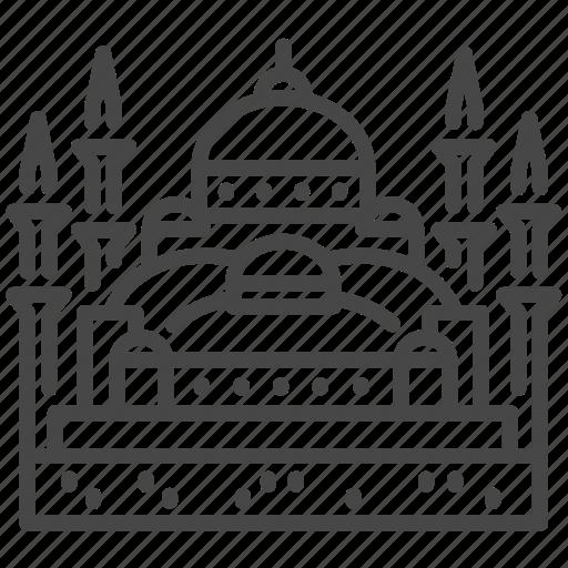 blue mosque, istanbul, sultan ahmet camii, tourism, travel, turkey, turkish icon
