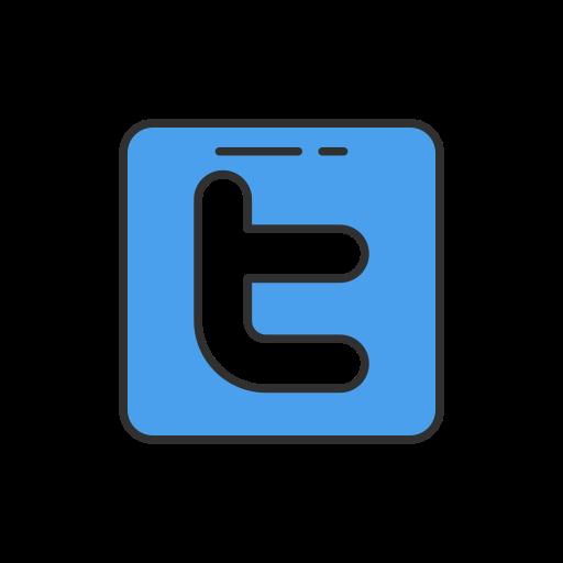 logo label, twitter, twitter logo icon