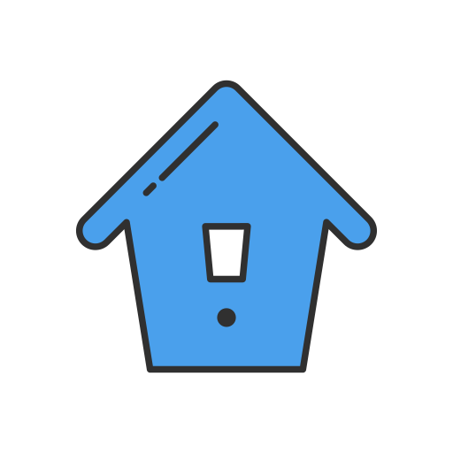 home, home page, house, twitter icon