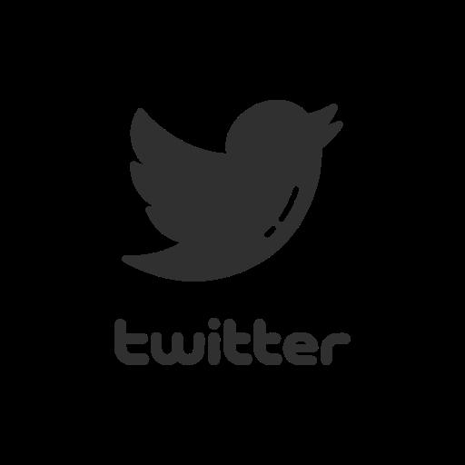 bird, logo, tiwtter, twitter logo icon